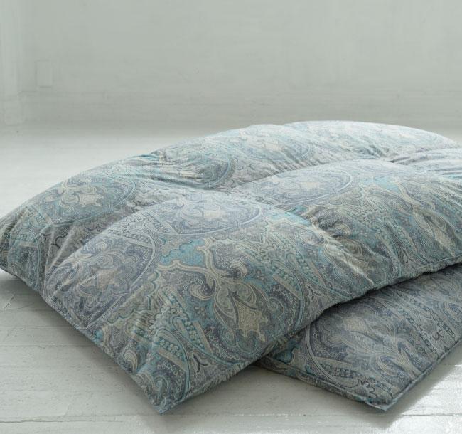 羽毛布団のご相談。洗濯かリフォームか買い替えか。