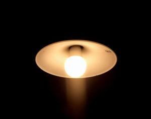 電灯のイメージ