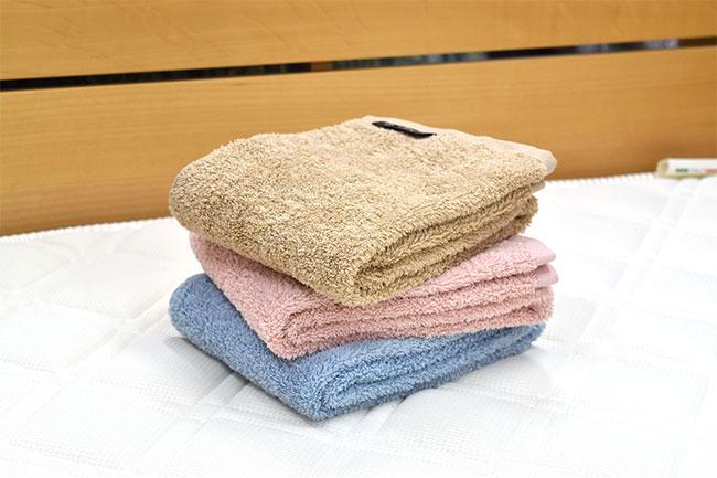 お好みワイドひろしまで紹介していただいたタオルの枕