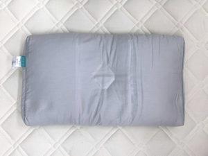 医師がすすめる健康枕・もっと首楽寝枕の本体画像正面