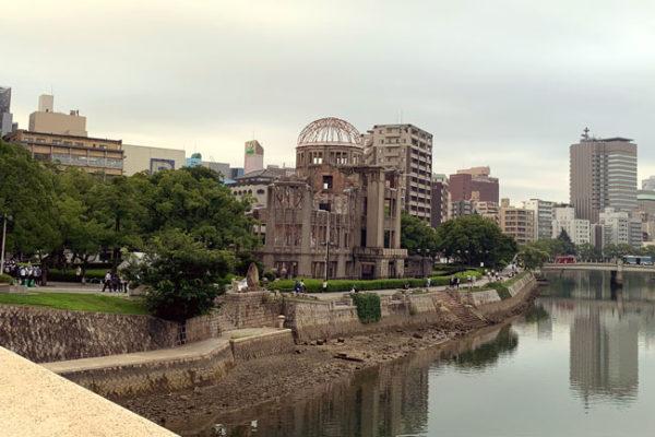 今日は75回目の原爆記念日でした