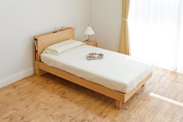 ベッドのサイズと掛け布団のサイズが違うと起きる事
