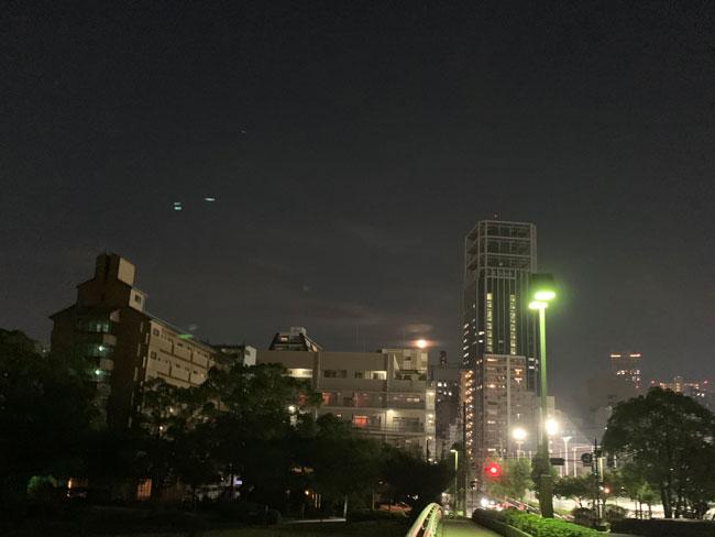 広島市内の最低気温が20℃前後に…肌布団が気持ちいい季節